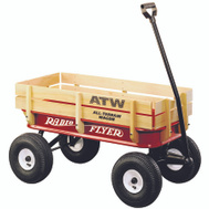 Radio Flyer 32 RED All Terrain Wagon