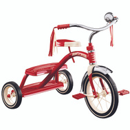 Radio Flyer 33 Classic 12 Inch Red Tricycle