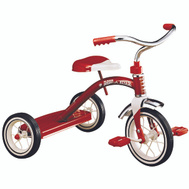 Radio Flyer 34B Classic 10 Inch Red Tricycle