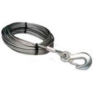 Baron 59401 50 Foot Winch Cable 7/32 7 By 19
