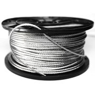 Baron 695910 Cable Galv 7X7 1/8X500ft