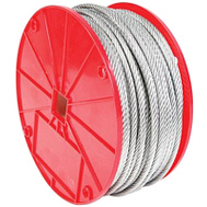 Baron 695944 Cable Glv Vnl-Ctd 3/32Inx250ft