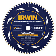 Irwin 1934342 Weld Tech Saw Blade 7-1/4In 60T Const