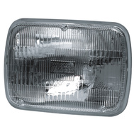 Federal Mogul H6054 Wagner Rectangular Halogen Headlamp