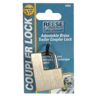 Reese Towpower 7005300 Lock Brass Coupler
