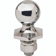 Reese Towpower 7008100 1 7/8 Inch Chrome Steel Interlock Hitch Ball