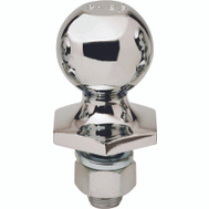 Reese Towpower 7008200 2 Inch Chrome Steel Interlock Hitch Ball
