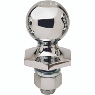 Reese Towpower 7008300 2 Inch Chrome Steel Interlock Hitch Ball