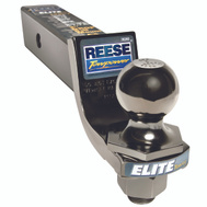 Reese Towpower 70392 Hitch Ball Kit 2 Inch Drop
