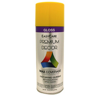 General Paint PDS40-AER Premium Decor Sun Yellow Gloss Spray Enamel