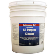 General Paint M11-5G Maintenance One 5 Gallon Concentrate All Purpose Cleaner