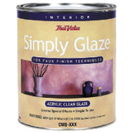 General Paint SACG1-QT Maintenance One Qt Clear Acrylic Glaze