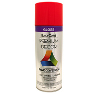 General Paint PDS97-AER Premium Decor Hot Red Gloss Spray Enamel