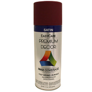 General Paint PDS152-AER Premium Decor Burgundy Satin Spray Enamel