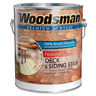 General Paint WNC2-GL Woodsman Gallon Redwood Acrylic Stain