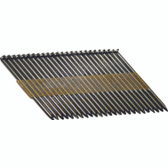 National Nail 0600150 Pro Fit 2-3/8 Inch By 0.113 Bright Smooth Shank Paper Collated Framing Nails (Pack Of 5000)