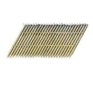 National Nail 0629190 Pro Fit 3-1/2 Inch By 0.131 Smooth Shank 28 Degree Wire Strip Collated Framing Nails (Pack Of 2000)