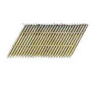 National Nail 0629153 Pro Fit 2-1/2 Inch By 0.131 Smooth Shank 28 Degree Wire Strip Collated Framing Nails (Pack Of 2000)