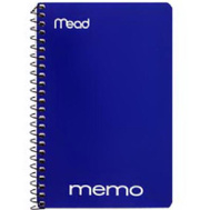 Mead 45644 40 Ct 6 By 4 Memo Book