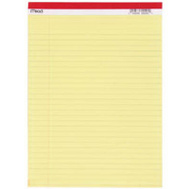 Mead 59610 50 Ct 8 1/2 By 11 Legal Pad
