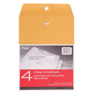 Mead 76012 9 By 12 Clasp Envelope
