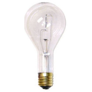 GE Lighting 21025 300 Watt Light Bulb Ps 35 Clear Mogul Base