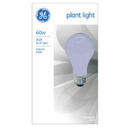 GE Lighting 41624 60 Watt Incandescent Plant Light Bulb