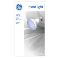 GE Lighting 14888 50 Watt Reflector Plant Light Bulb