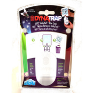 Dynatrap 23005-06 Sticky Tech Pebble Dot Flying Insect Glue Cards Pack 6