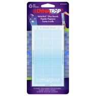 Dynatrap 230093 Sticky Tech Flying Insect Glue Card Pack 6