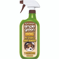 Simple Green 2010000615301 Bio Active Dog And Pet Stain And Odor Remover 32 Ounce