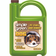 Simple Green 2010000415302 Bio-Active Dog Stain And Odor Remover 1 Gallon