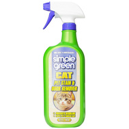 Simple Green 2010000615311 Cat Stain And Odor Remover 32 Ounce