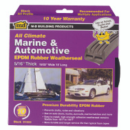 MD Building Products 01033 Marine/Auto All Weather Weatherstrip