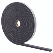 MD Building Products 02113 Grey Foam Weatherstrip Tape 1/2 Inch By 3/4 Inch By 17 Foot