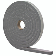 MD Building Products 02279 Grey High Density Foam Tape 1/2 Inch By 1/4 Inch By 17 Foot