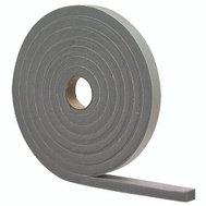 MD Building Products 02311 Grey Closed Cell Foam Tape 3/4 Inch By 1/2 Inch By 10 Foot.