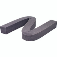 MD Building Products 02535 Grey Air Conditioning Weatherstripping. 2-1/4 Inch By 2-1/4 Inch By 42 Inche