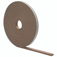 MD Building Products 02790 Brown Closed Cell Foam Tape.