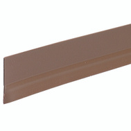 MD Building Products 05603 Brown Self Adhesive Door Sweep