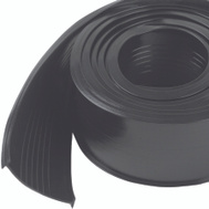 MD Building Products 08460 Vinyl Replacement 9 Foot Black Garage