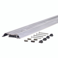 MD Building Products 08664 Aluminum Adjustable Height Low Boy Thresholds 36 Inch.