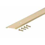 MD Building Products 09563 A Ff134. Bright Gold Saddle Threshold 36 Inch