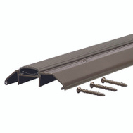 MD Building Products 10017 Bronze Heavy Duty Premium High Boy Threshold 36 Inch