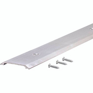 MD Building Products 11072 Aluminum Flat Top Threshold 2-1/2 By 36 Inch