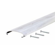 MD Building Products 11205 Aluminum Saddle Dome Threshold 36 Inch