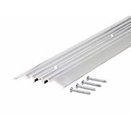 MD Building Products 11502 Heavy Duty Fluted Top Commercial Threshold 36 Inch