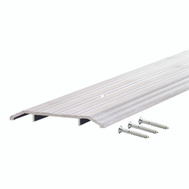 MD Building Products 11619 6 Inch Wide By 36 Inch Long Aluminum Threshold