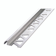 MD Building Products 31372 Bullnose 3/8x8ft Bright Clear