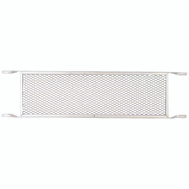 MD Building Products 33167 7-5/8 Inch High By 30 Inch Wide Door Grille For Doors 32 Inch Wide
